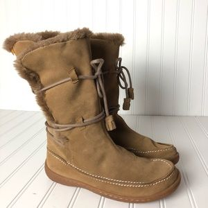 Camper Industrial Bou Boots